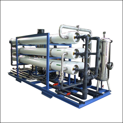Chemical electronics industry pure water treatment equipment