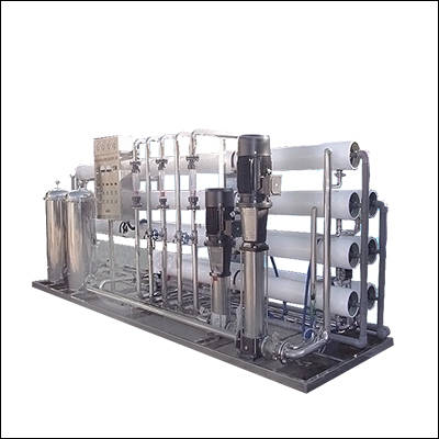Pharmaceutical plant purified water treatment equipment
