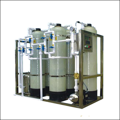 Electronic factory mixed bed ultra pure water treatment equipment