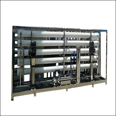 Electroplating water reuse equipment